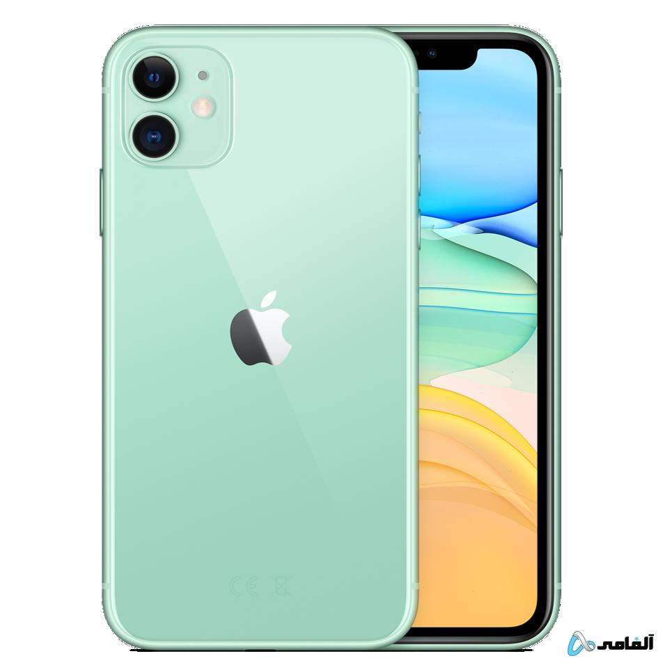 گوشی موبایل اپل مدل iPhone 11 تک سیم کارت ظرفیت 128 گیگابایت