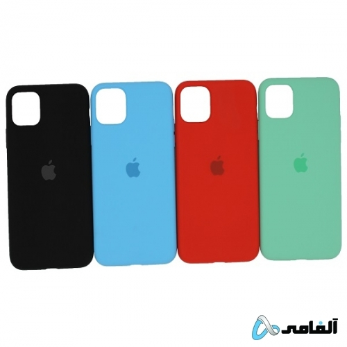 کاور سیلیکونی مناسب برای موبایل اپل iphone 12 mini