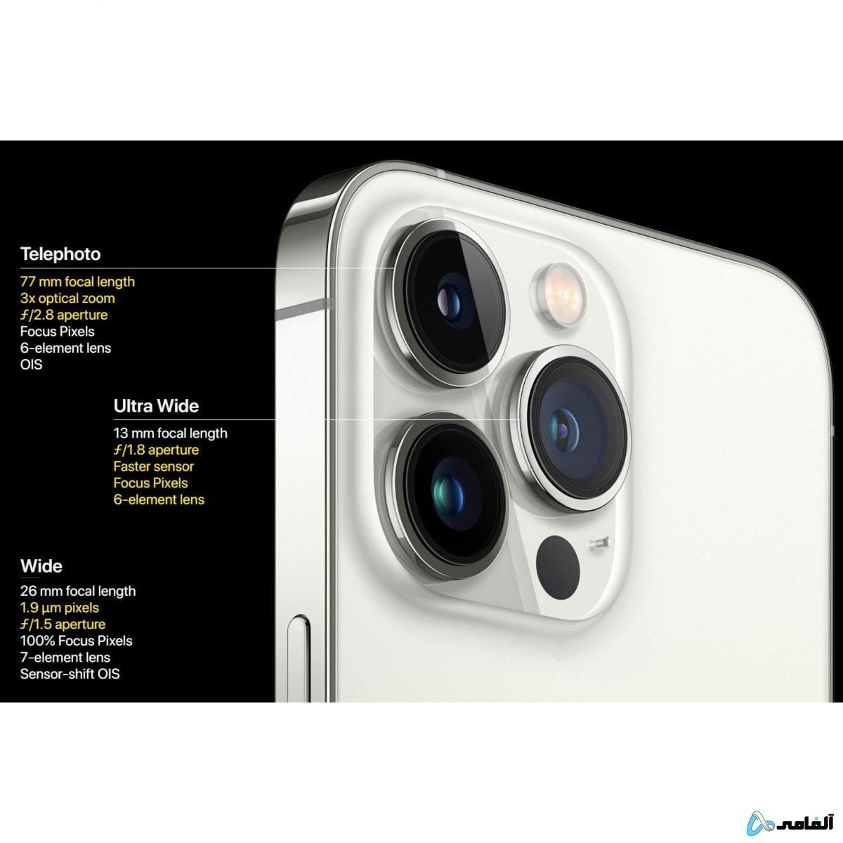اپل 13 پرومکس